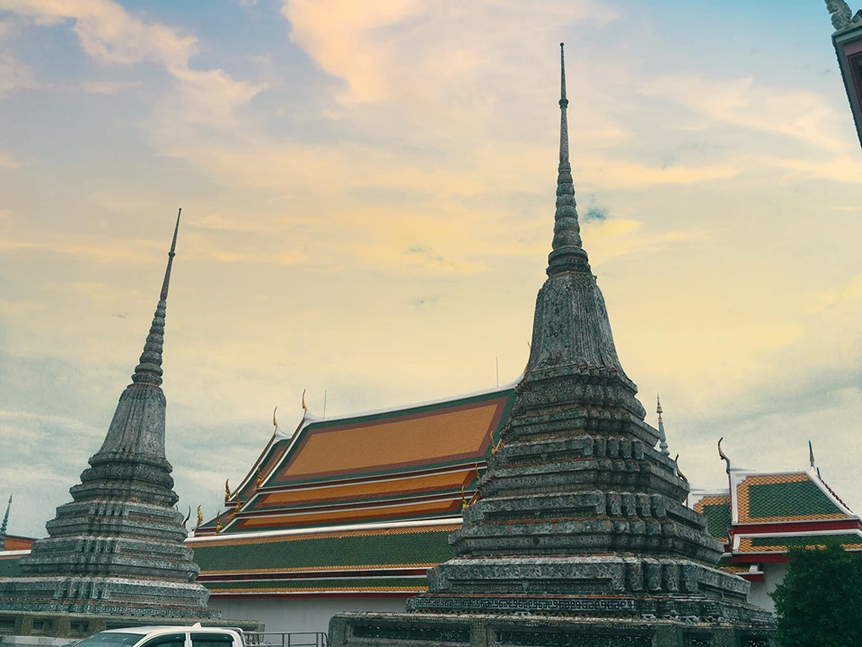 Thái Lan nổi tiếng với nhiều điểm du lich hấp dẫn