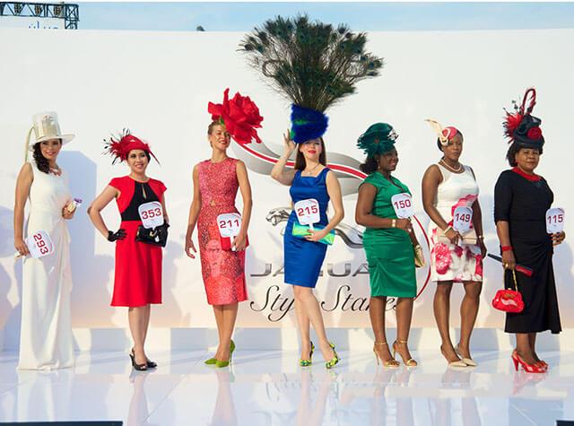 Thời trang của người dân Dubai cũng rất sành điệu như nhiều nơi trên thế giới