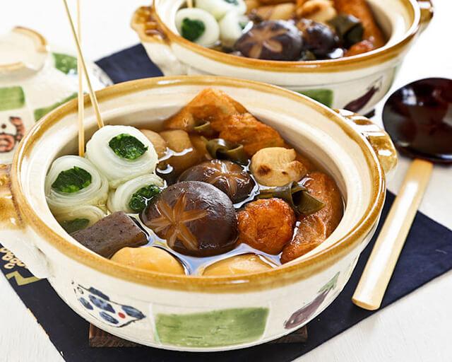Món Oden được xem như là loại lẩu của người Nhật
