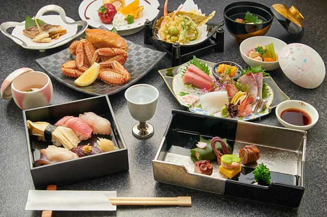Với người Nhật mùa thu là khoảng thời gian thích hợp nhất cho việc ăn uống thịnh soạn