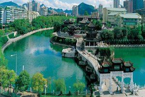 5 địa điểm không thể bỏ lỡ tại Quý Dương Quý Châu Trung Quốc