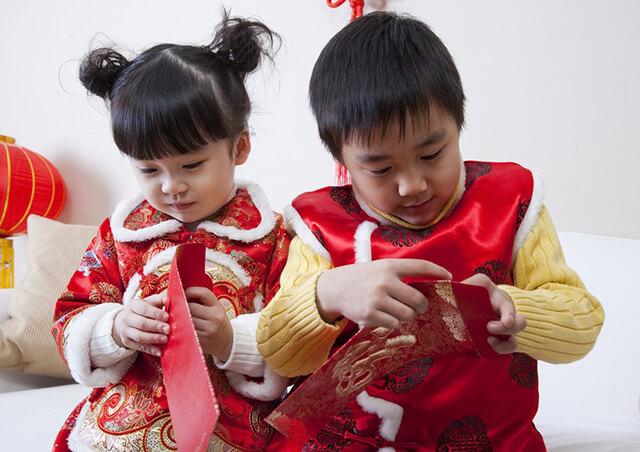 Người Đài Loan có tập tục lì xi những mệnh giá tiền chứa số may mắn như 6 hoặc 8