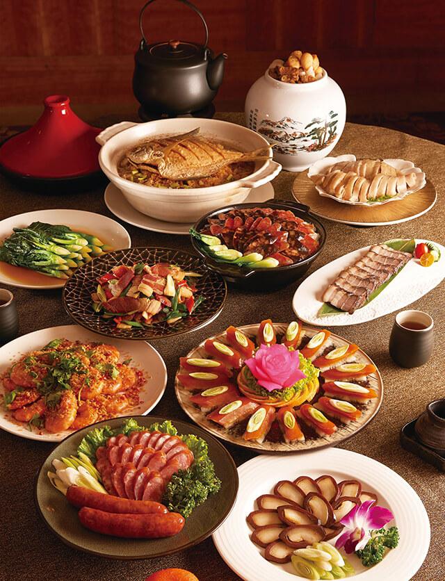 Mỗi món ăn trong bữa cơm tất niên tại Đài Loan đều ẩn chứa những ý nghĩa đặc biệt