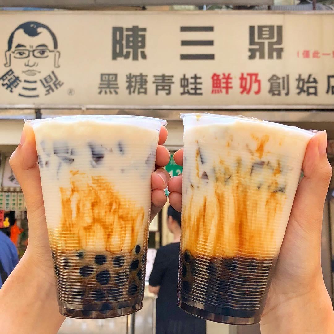 Trà sữa ông Trần hay trà sữa Trần Tam Đỉnh