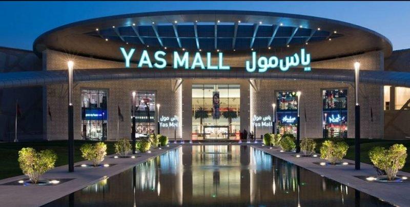 Thỏa sức mua sắm hàng hiệu tai Yas Mall khi đi tour Dubai