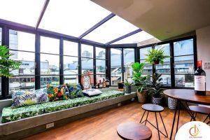 Glass House – Homestay nhà kính chỉ có ở Bangkok, Thái Lan