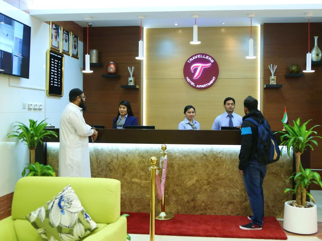 Travellers Hotel Apartment Dubai