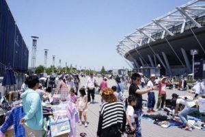 Đi du Lịch Nhật Bản mua đồ cũ tại những khu chợ trời nổi tiếng