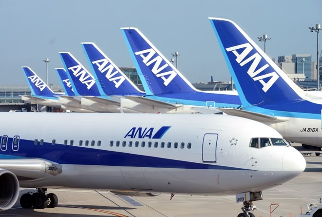 All Nippon Air lines