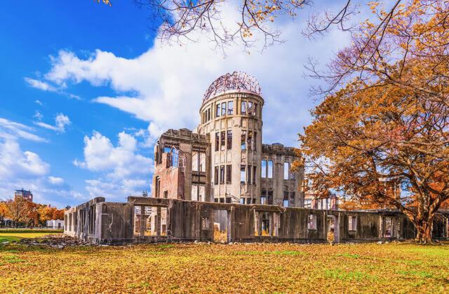 Genbaku Dome vẫn luôn là minh chứng và lời nhắc nhở con người về tội ác chiến trang cũng như sự hủy diệt tàn ác của vũ khí hạt nhân