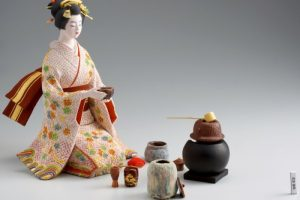 Các loại búp bê truyền thống Nhật Bản