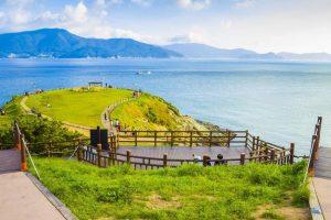 Các điểm du lịch Hàn Quốc mùa thu hấp dẫn tại một số hòn đảo xinh đẹp