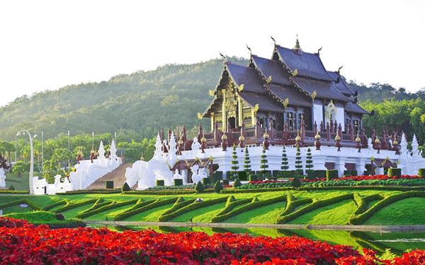Cung điện mùa hè – Phu Ping Palace