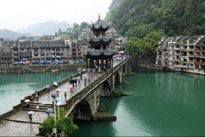Ký sự ngày 1 tại Cổ thành Trấn Viễn khi đi tour du lịch Trung Quốc