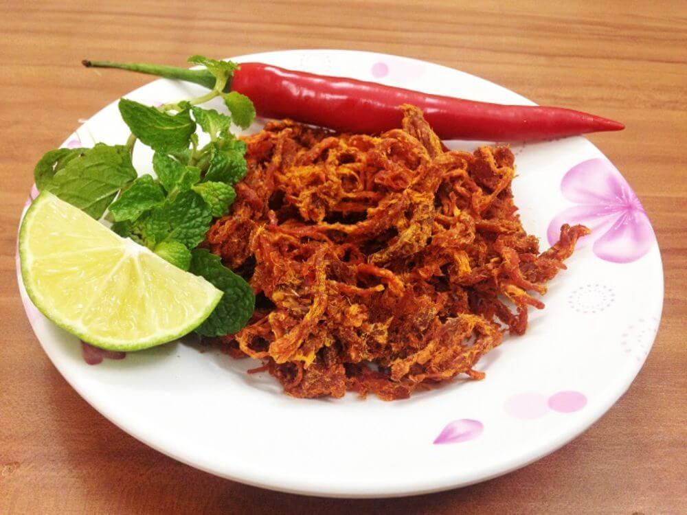 Thịt bò khô Đà Nẵng
