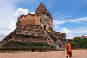 Khám phá những ngôi chùa nổi tiếng ở Chiang Mai, Thái Lan