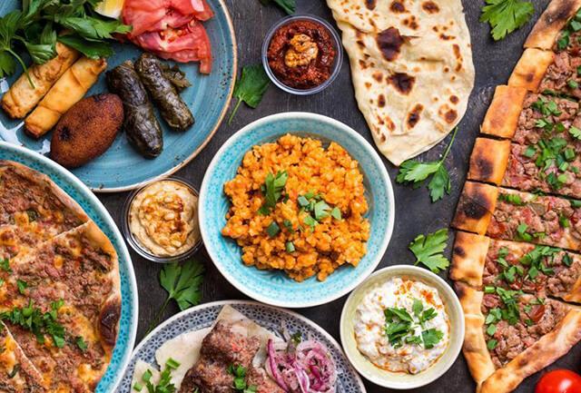 Ẩm thực tại Dubai đa dạng về cách chế biến và hương vị