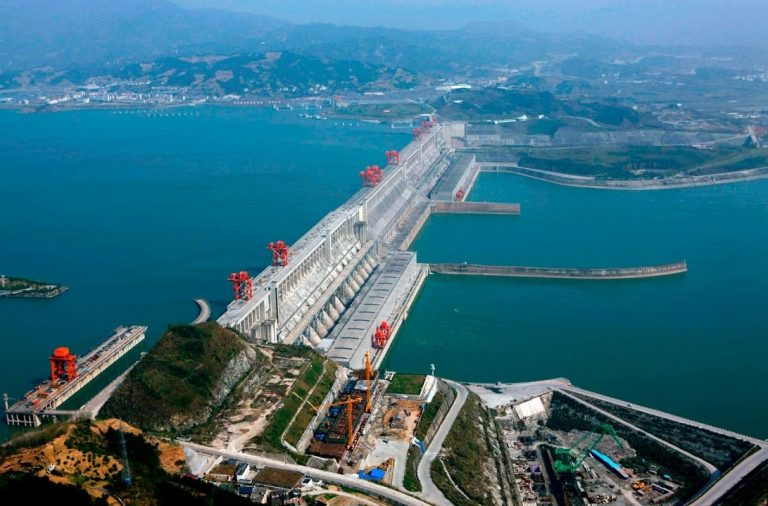 đập Tam Hiệp lớn nhất thế giới