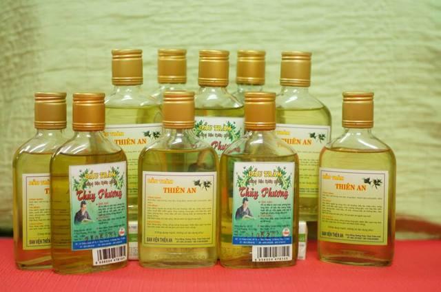 Tinh dầu tràm Đà Nẵng