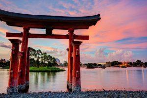 Du lịch Nhật Bản để khám phá đền thờ Itsukushima