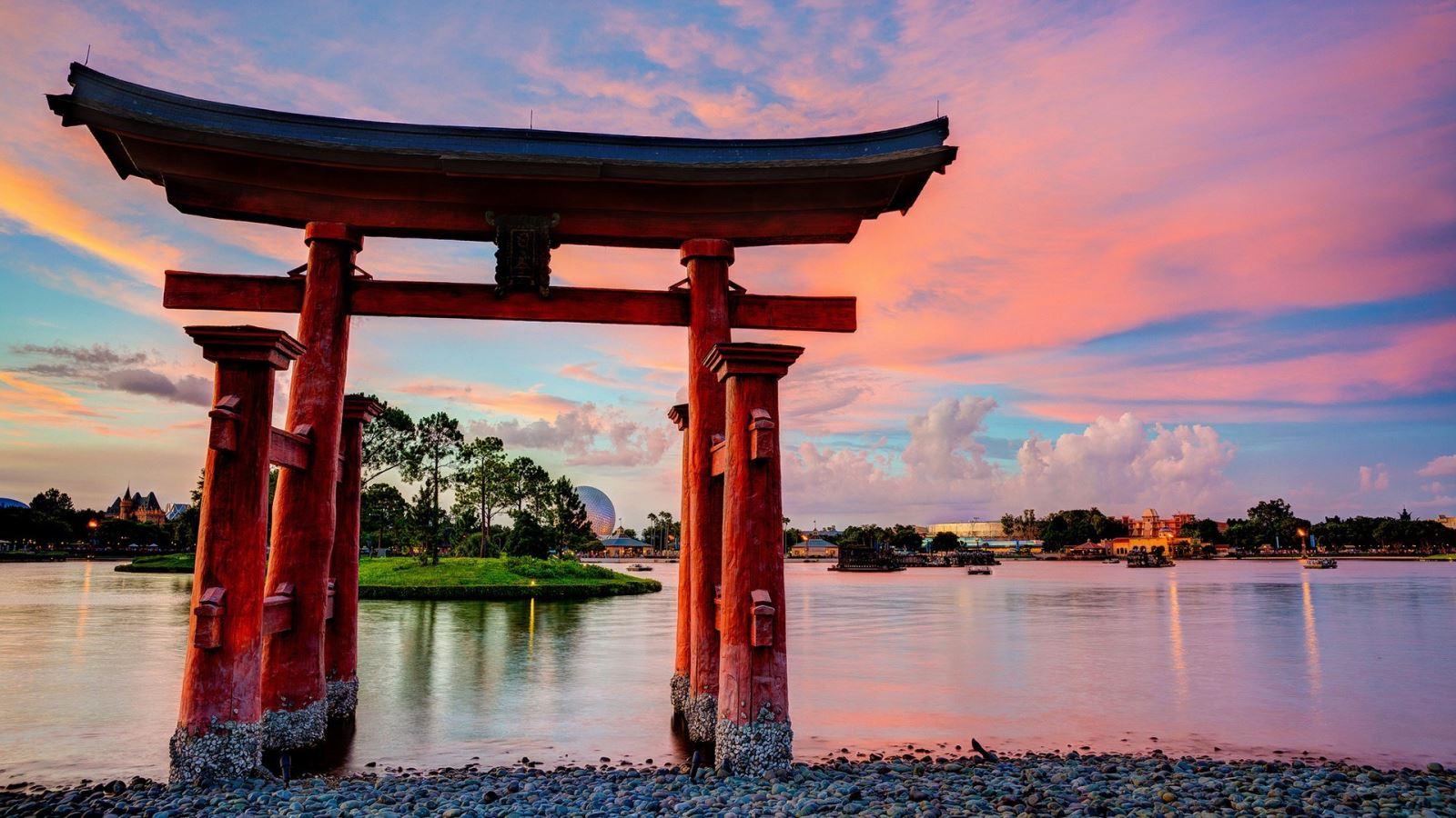 Đền thờ Itsukushima