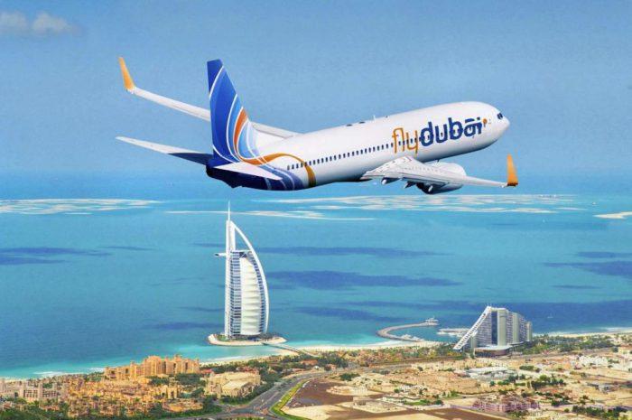 Máy bay du lịch Dubai