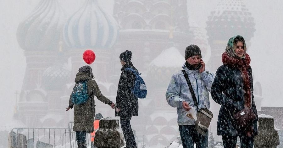 Trang phục đi du lịch Nga vào mùa đông