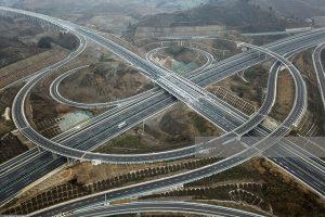 Choáng váng với Giao Lộ Quý Châu Trung Quốc