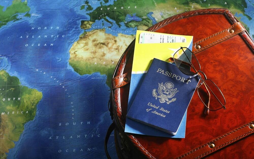 thông tin trên hộ chiếu, visa và vé máy bay phải trùng hợp