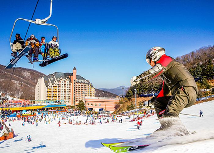 Một vài lưu ý khi tới khu trượt tuyết Yangji