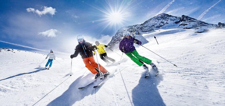 Điểm hấp dẫn của khu trượt tuyết Yangji Pine