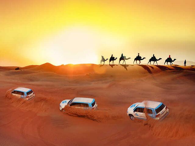 Sa mạc Sarafi là nơi ẩn chứa nhiều trải nghiệm mạo hiểm cùng những hoạt động giải trí, ẩm thực vô cùng đặc sắc