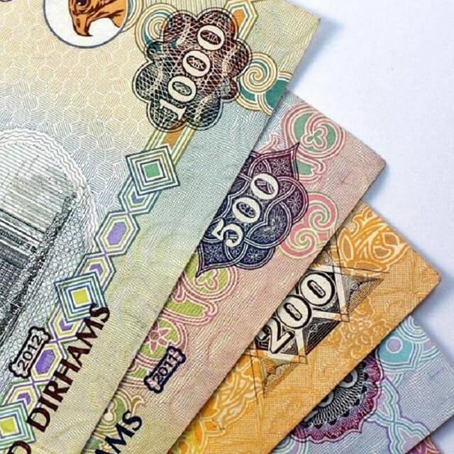 Du khách đổi tiền Việt sang Đô rồi tiếp tục đổi sang đồng Dirham