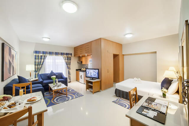 Khi thuê phòng khách sạn tại Dubai du khách cần tìm hiểu các dịch vụ miễn phí và dịch vụ có tính tiền