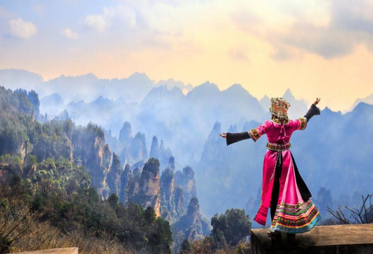 Kinh nghiệm du lịch Trương Gia Giới tiếng Anh cho khách Việt