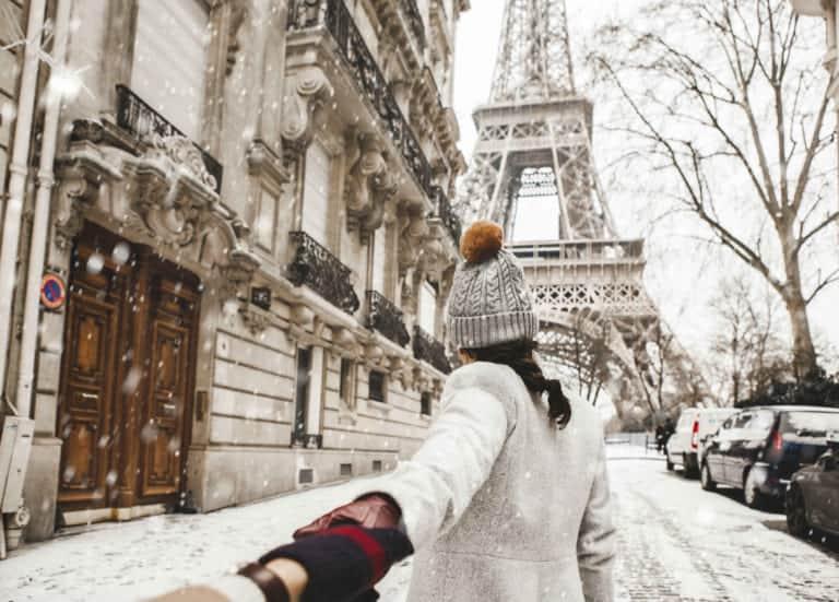 Du lịch Châu Âu mùa đông mặc gì thích hợp?