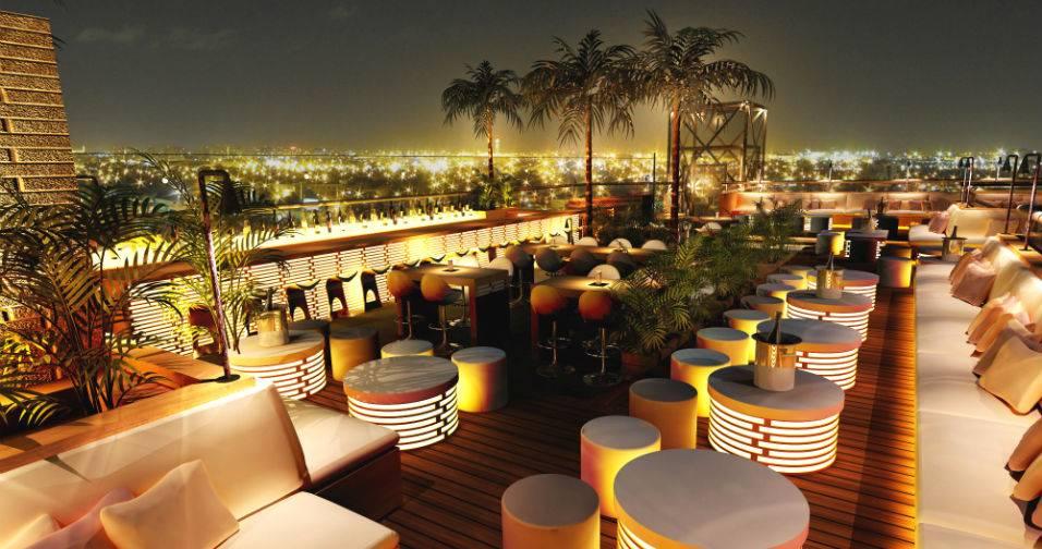 Các quán bar tại Dubai