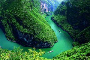 Khám phá dòng sông Dương Tử đẹp nhất Châu Á