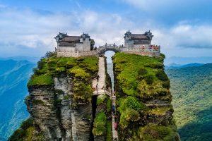 4 địa điểm tham quan tuyệt vời khi đi du lịch Qúy Châu trấn Trương Gia Giới