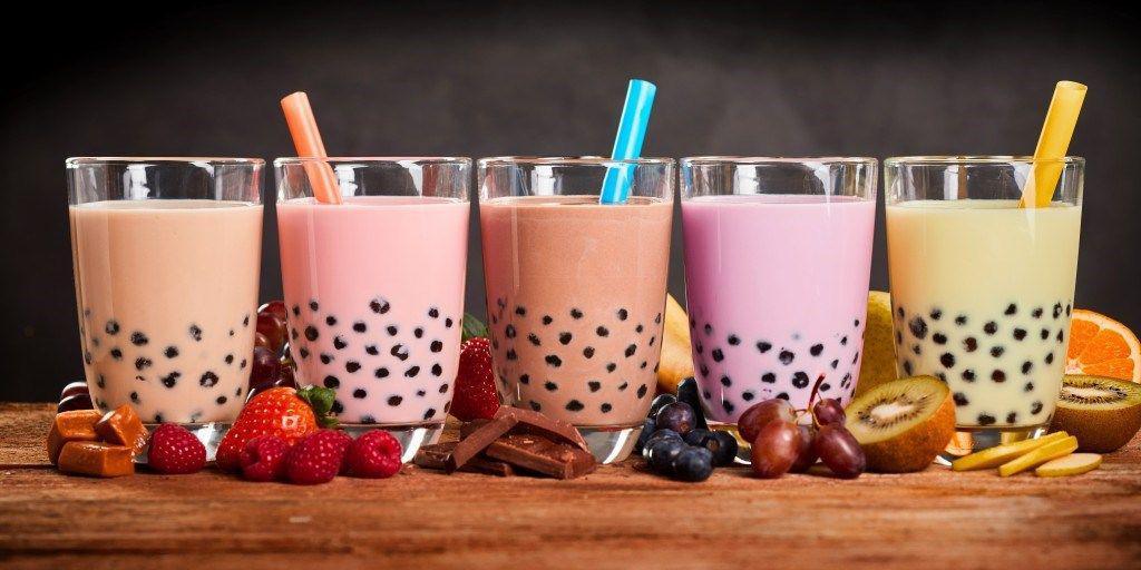 Trà Sữa Chân Châu Đài Loan