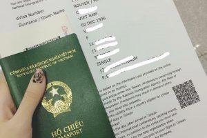 Đi du lịch Đài Loan cần những giấy tờ gì?