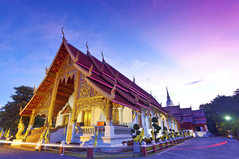 Chùa Phra Singh (Wat Phra Singh)