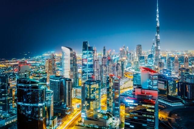 Dubai - thành phố của sự xa hoa, lộng lẫy