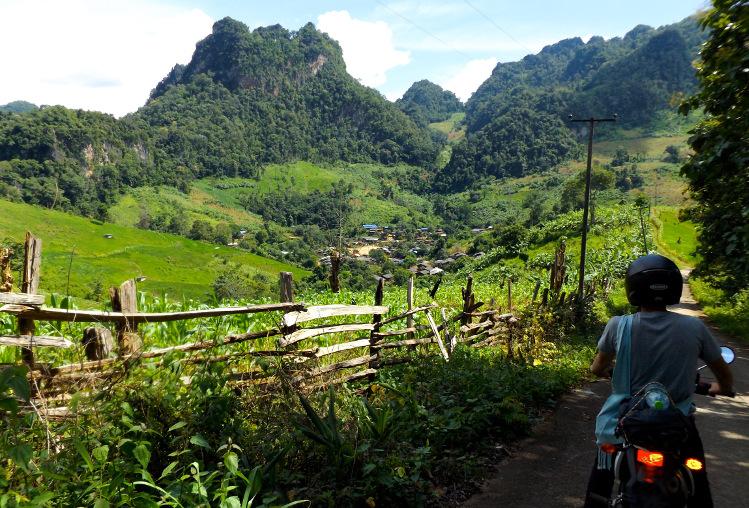 Vùng đất Mae Hong Son, Thái Lan
