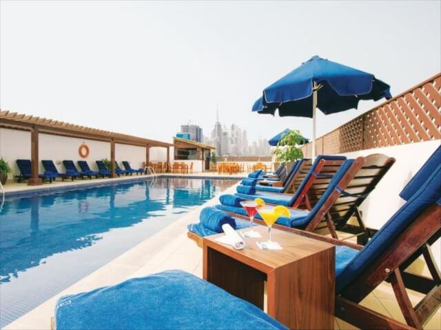 Khách sạn Citymax Hotel Bur Dubai chỉ nằm cách trung tâm thành phố 3km mà có giá lại vô cùng phù hợp.
