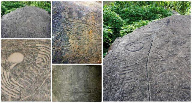 Du lịch Sapa khám phá bãi đá cổ Mường Hoa