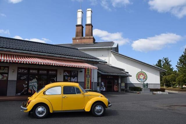 """Bảo tàng Aoyama Gosho là điểm tham quan thú vị cho các """"tín đồ"""" của chuyện Conan"""