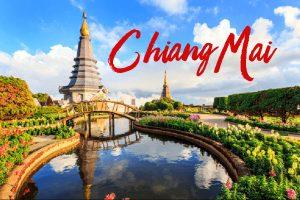 Du lịch Thái Lan Chiangmai – Về với vùng đất cổ kính, yên bình