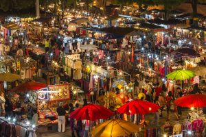Khám phá những địa điểm mua sắm giá rẻ ở Chiang Mai khi đi tour Thái Lan