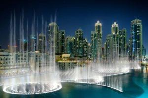 ĐÀI PHUN NƯỚC DUBAI – VŨ ĐẠO NGOẠN MỤC CỦA VƯƠNG QUỐC Ả RẬP
